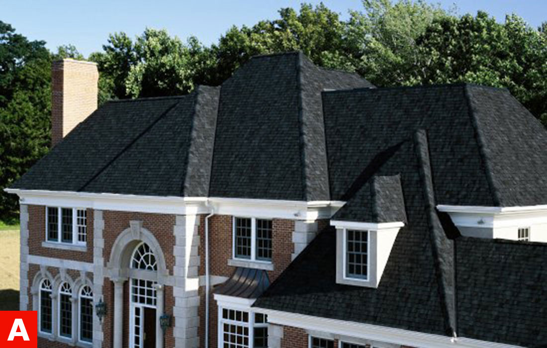 Custom Shingle Roofing