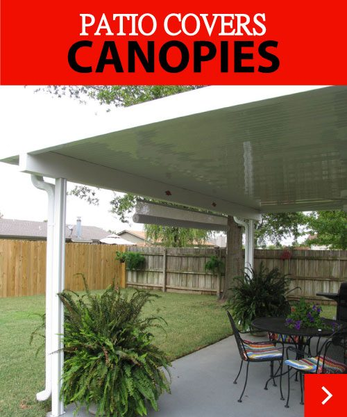 Patio Covers Canopies