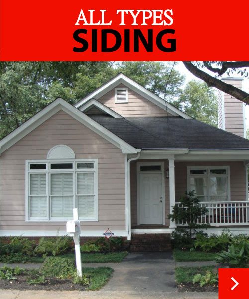 All Types Siding
