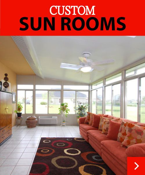 Custom Sun Rooms